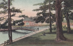 OTTAWA, Ontario, Canada, PU-1907; Park Along Government Driveway