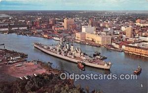 USS North Carolina Wilmington, North Carolina Postcard Post Card Wilmington, ...