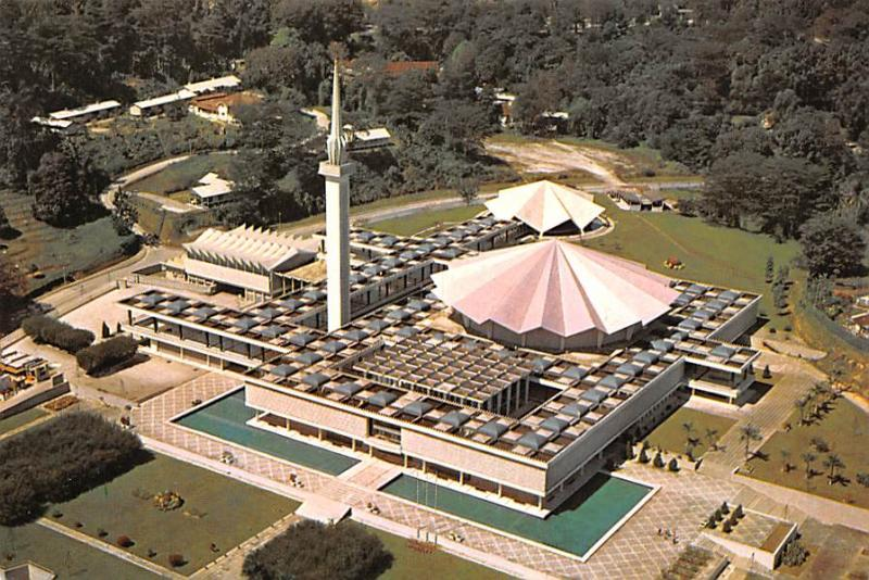 National Mosque - Kuala Lumpur