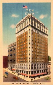 New York Albany The Eyck Hotel