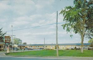Cadillac Motel , WINDSOR , Ontario , Canada , 50-60s