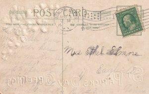 AS: ST. PATRICK'S DAY, PU-1911; Greetings, Intrinsic Bay, Kilkee, Clovers; WI...