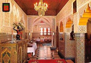 Sijilmasa Restaurant Casablanca Postal Used Unknown