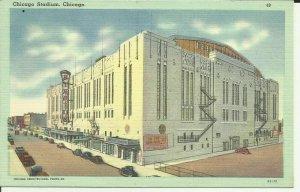 Chicago, Illinois. Chicago Stadium
