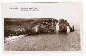 RP, The Needle & The Western Door, Etretat (Seine Maritime), France, 1920-1940s