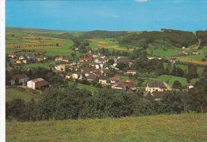 Germany Bitburg Campingplatz und beheiztes Freibad im Ort