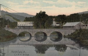 NORTHFIELD, Vermont, 00-10s; C.V.R.R. Bridge