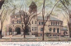 NEW HAVEN, Connecticut, PU-1906; Osborn Hall, Yale College