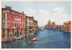 Italy Venezia, Grand Canal and the Franchetti Palace