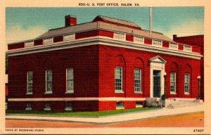 Virginia Salem Post Office