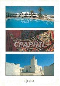 Postcard Modern Djerba Hotel Le Petit Palais