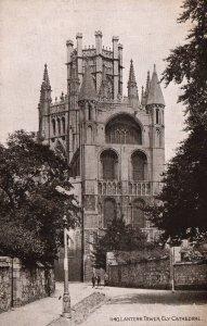 Lantern Tower,Ely Cathedral,England,UK BIN