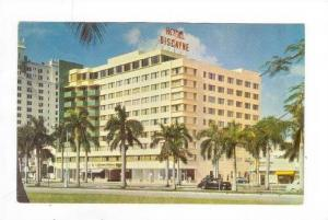 The Biscayne Terrace Hotel,Miami,Florida,1940- 60s