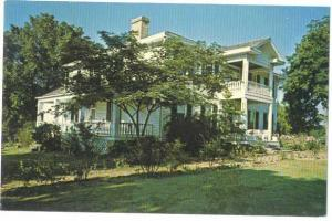Historical Murrell Home a Cherokee Memorial Tahlequah OK
