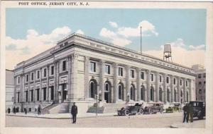 New Jersey Jersey City Post Office