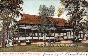 Dance Pavilion, Riverview Park - Chicago, Illinois IL