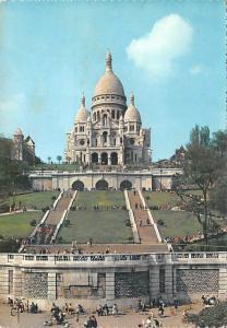 Paris - Basilique