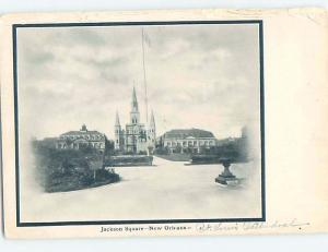 Pre-1907 POSTCARD SCENE New Orleans Louisiana LA hp9201
