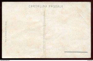dc1165 - ITALY MILITARY 1910s Patriotic Propaganda Sailor Flag. La Spada