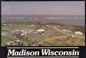 Wisconsin Madison The Dane County Coliseum And Expo Center Grounds Nestle Int...