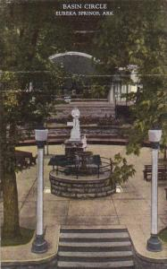Basin Circle, EUREKA SPRINGS, Arkansas, 1900-1910s