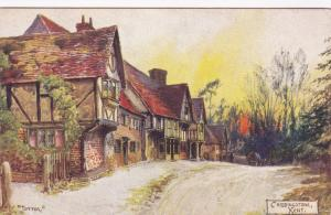 Chiddingstone , Kent , England, 1910s AS JOTTER