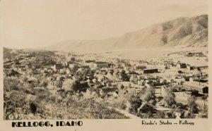 RP : KELLOGG , Idaho , 1930s ; Panoroma