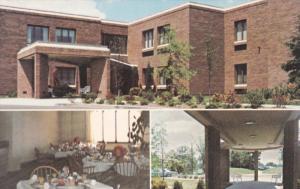 3-Views, Nazareth Home, LOUISVILLE, Kentucky, 40-60s