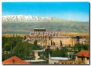 Postcard Modern Lebanon Vue Generale