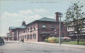 Michigan Grand Rapids Union Railroad Depot