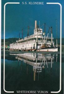 Canada Yukon S S Klondike Whitehorse