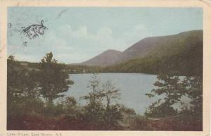 Lake O'Law, Cape Breton, Nova Scotia, Canada, PU-1950