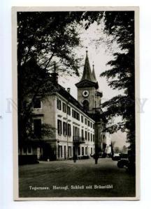 173377 GERMANY Tegernsee Herzogl. Schoss Vintage photo RPPC