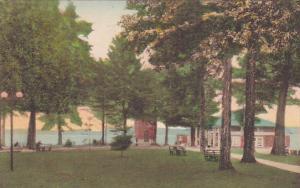 Miller Park, Cahtauqua Institution, Chautauqua, New York, PU-1930