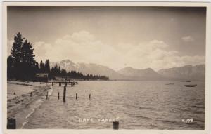 RP: LAKE TAHOE , California , 20-30s