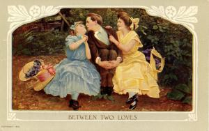 Between Two Loves    (Romance)