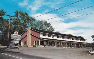 Exterior,  Wandlyn Motor Inn,  Stephen,  N.B.,  Canada,  40-60s