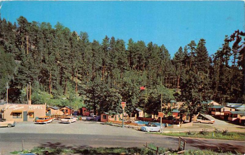 South Dakota  Keystone   Mountain Terrace Motel