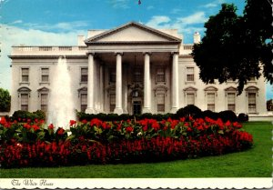 Washington D C The White House 1977