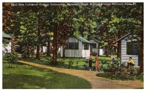 Kentucky  Mammoth Cave National Park, Trail Side Cabins