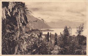 France Annecy Le bout du Lac 1935