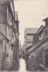 CAUDEBEC EN CAUX, Seine Maritime, France, 1900-1910´s; La Riviere Sainte