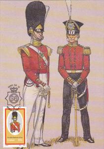Military Uniform Grenadier and Field Officer Full Dress Winter and Summer 98t...