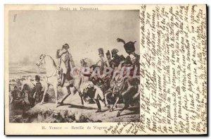 Old Postcard History Vernet Napoleon 1st Battle of Wagram