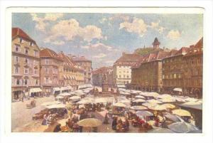 GRAZ , Hauptplatz , Austria , 00-10s