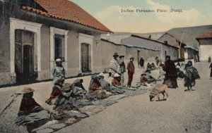 Indios Oeruanos , PUNO (Peru) , 1918
