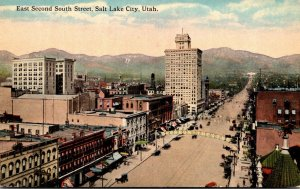 Utah Salt Lake City East Second South Street