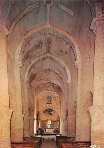 France Chapaize Eglise de Chapaize (La Nef)