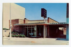 Postcard Eureka Federal Savings Loan Assn. El Dorado Kansas Standard View Card