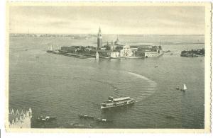 Italy, Venice, Venezia, Island of St. George, early 1900s